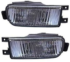 AUDI 100 C4 right and left foglights lamps lights set pair 1990-1994 (RH+LH)