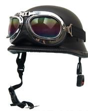 Motorradbrille 101 Fliegerbrille Biker-Brille Retro Oldtimerbrille Pilotenbrille