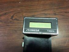 Omega TX82A Current Loop Indicator, Input Current: 4-20mA, 7-Segment LCD Display