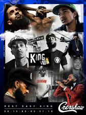 """Nipsey Hussle 31 MUSIC VIDEO COLLECTION HD-DVD """"The Marathon Continues"""" Crenshaw"""