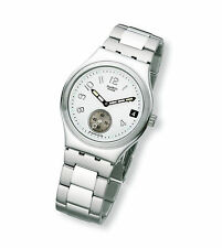 """*NEW* 2005 Swatch IRONY PETITE SECONDE Series """"FLOATING MOMENTS"""" YPS402G Watch"""