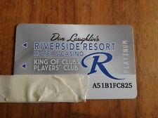 * Platinum * Riverside Casino Card * High Roller Card *Laughlin Neveda