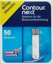 Bayer Contour Next Testreifen Sensoren 50 STK. NEU OVP