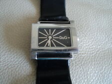 D & G Time Designer Ladies Watch Working With New Battery