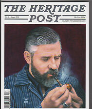 The Heritage Post No. 16 Deutsche Ausgabe NEU + UNGELESEN