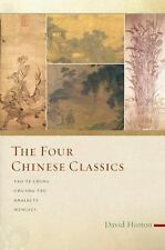 The Four Chinese Classics: Tao Te Ching, Chuang Tzu, Analects, Mencius (Paperbac