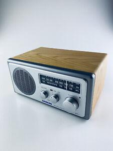 Sangean WR 1 Retro Radio