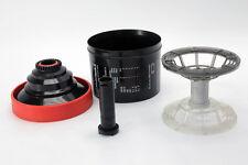 JOBO MULTITANK 2 2521 PROCESSING MAGNETIC TANK + Sheet Film Reel+Center Core+Cog