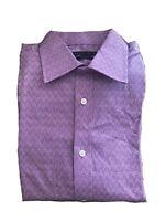 NWT $69 Retail Sean john long sleeve shirt Size 15 1/2 34-35