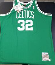 BRAND NEW MITCHELL&NESS NBA BOSTON CELTICS KEVIN MCHALE 1987-88 AUTHENTIC JERSEY