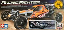 Tamiya 1/10 Racing Fighter Chrome Plated Metallic (DT-03 Chassis) Off-Road 47347