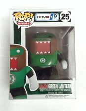 Domo Green Lantern Pop! Vinyl Figure #25 NEW Funko rare
