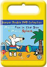 Maisy - Fun In The Sun/Maisy - Splash (DVD, 2008, 2-Disc Set, Box Set)