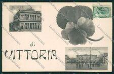 Ragusa Vittoria cartolina QQ0611