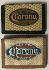 Bioworld Corona Trifold Men's Wallet - Light Brown, Dark Brown
