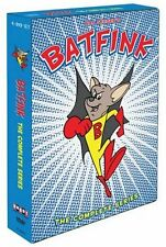 Batfink The Complete Series DVD Set Collection Animated Cartoon Lot Episode Show