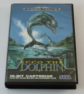 Ecco the Dolphin (Megadrive)