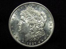 1897-S Morgan Silver Dollar CHOICE SLIDER