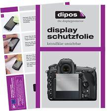 6x Nikon D850 Pellicola Protettiva Protezione Schermo Cristallo dipos