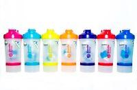 BlenderBottle ProStak 22 oz Shaker Blender Bottle Protein Mixer Cup - PICK COLOR