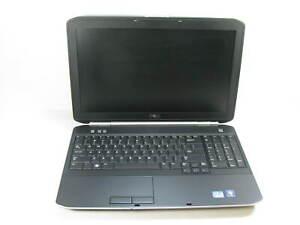 """Dell E5520 15.6"""" Laptop 2.30 Ghz i3-2350M 4GB RAM (Grade B No Caddy, Webcam)"""
