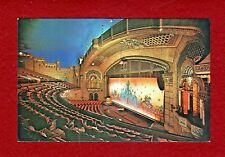 Vintage Postcard  Interior Fox Theatre Atlanta, GA