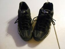 Nike Air Max 95 Running Shoes Black/Silver Size 5Y 307565-902