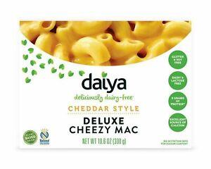 Daiya Cheezy Mac, Cheddar Style  Rich & Creamy Plant-Based Mac & Cheese  D..