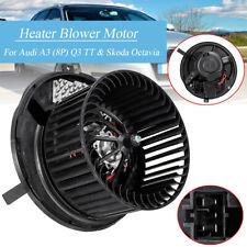 12V Heater Blower Motor Fan For Audi Q3 A3 8P TT Skoda Octavia II Superb II Yeti