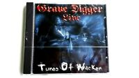 Grave Digger Tunes Of Wacken Live CD 2002 GUN Records Brand New Sealed