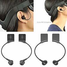 Replacement CV1 Headset VR Earphones In-Ear Earbud Headphones For Oculus Rift