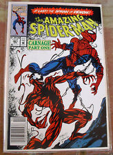The Amazing Spider-Man #361 (Apr 1992, Marvel); 1st full appearance of Carnage