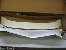 NEW HONDA OEM SPOILER (P/N 08F13-S84-122) *NH578, FOR 1999-2000 ACCORD SEDAN