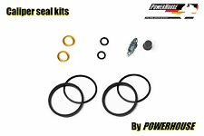 Aprilia RSV 1000 Tuono R rear brake caliper seal repair kit 2002-2010 02-10