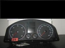 TACHIMETRO Strumento Combinato VW Golf 5 1k0920851p anno 2005 Diesel Cluster Cabina Di Pilotaggio d7