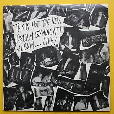 The Dream Syndicate A&M 5-Track Live EP 1984