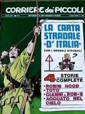 Corriere dei Piccoli 9 1970 Robin Hood - Bernard Prince - Gianni ROB 8