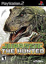 Jurassic: The Hunted (Sony PlayStation 2, 2009)