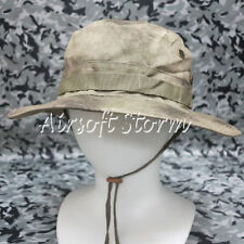 Airsoft Paintball Gear MIL-SPEC Marine Boonie Hat Cap A-TACS Camo