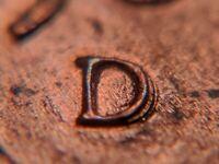 1989-D RPM-D/D/D US Mint Error Lincoln Memorial Cent