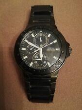 Guess Herren Uhr schwarz