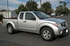 For 05 20 Nissan Frontier Extended Cab In Channel Side Window Visors Rain Guard Fits 2011 Nissan Frontier