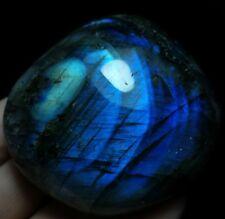 149.5g Big original natural labradorite crystal gem stone 21L
