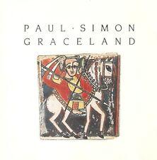 Paul Simon - Graceland (CD 1986) German Release
