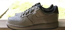NEW MENS NIKE AIR FORCE 1 '07 SHOES MUSHROOM BROWN SIZE 9