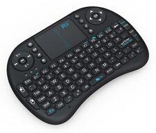 Rii I8 Mini 2.4Ghz Wireless keyboard touchpad mini Mouse play Xbox360 PS3 TV PC