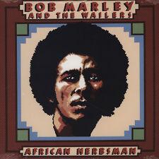 Bob Marley & The Wailers - African Herbsman (Vinyl LP - 1973 - US - Reissue)