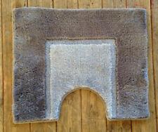 Ped Materassino in grigio con lurex argento 100% Acrilico Supersoft