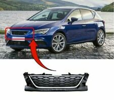 SEAT LEON FR 2013-2017 FRONT CENTER GRILLE UPPER GRILL NO BADGE NEW 5F0853654D