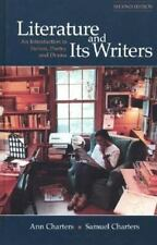 Literature And Its Writers by Ann Charters Compact 2nd edition Hard Cover